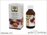BIOSELECT ARGANO ALIEJUS (100 ml)